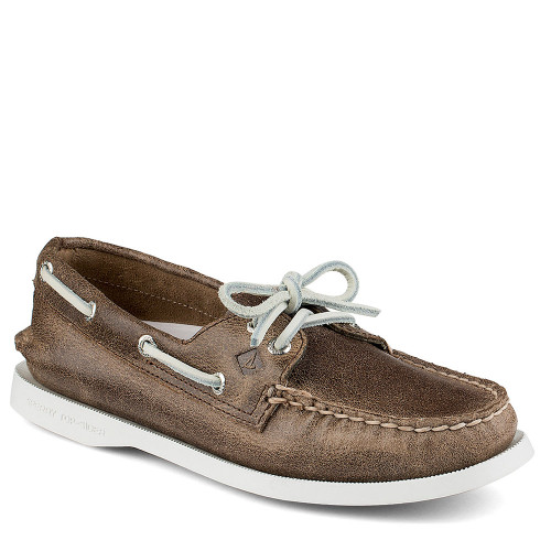 Sperry STS94956 Women's WHITE CAP Boat Shoes