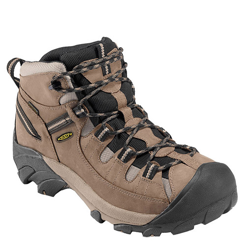 Keen 10084187 Targhee II Men's Waterproof Mid Hiking Boots