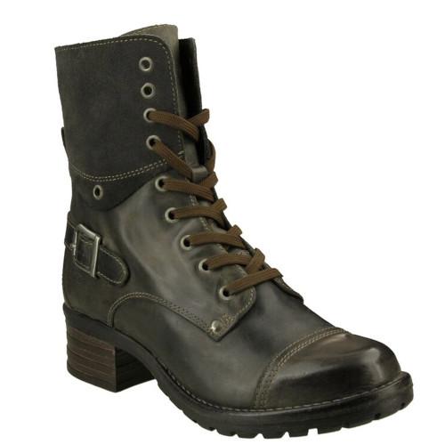 Taos 5514 CRAVE Gray Fashion Boots
