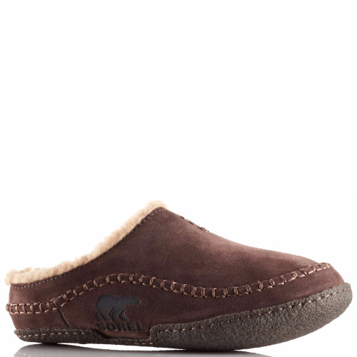 Sorel NM1465 FALCON RIDGE Brown Slippers