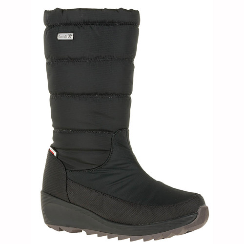 Kamik NK2134 DETROIT Black Winter Boots