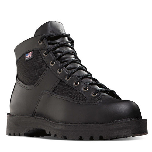 Danner 25200 Men's USA MADE BERRY COMPLIANT PATROL Duty Boots GORE-TEX Polishable Soft Toe Non-Insulated