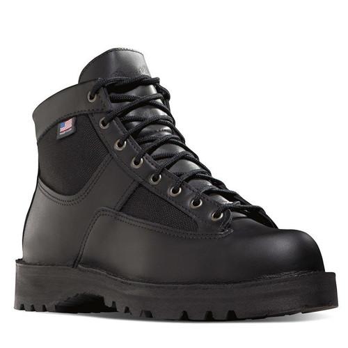 Danner 25200 Men's USA MADE BERRY COMPLIANT PATROL Duty Boots GORE-TEX Polishable Soft Toe Non-Insulated