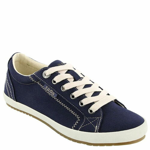 Taos 12844 STAR Navy Canvas Sneakers