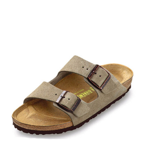 4a61886e0294 Birkenstock Women s Arizona Taupe Sandals - Family Footwear Center