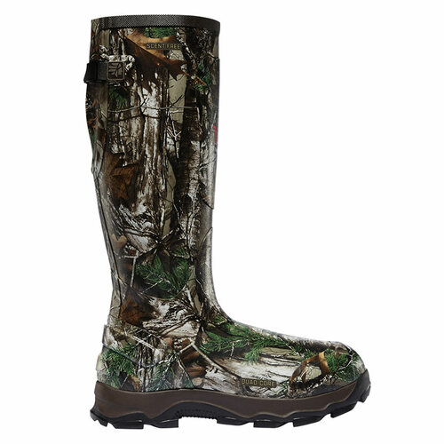 LaCrosse 202006 4XBURLY REALTREE XTRA 1200g Hunting Boots