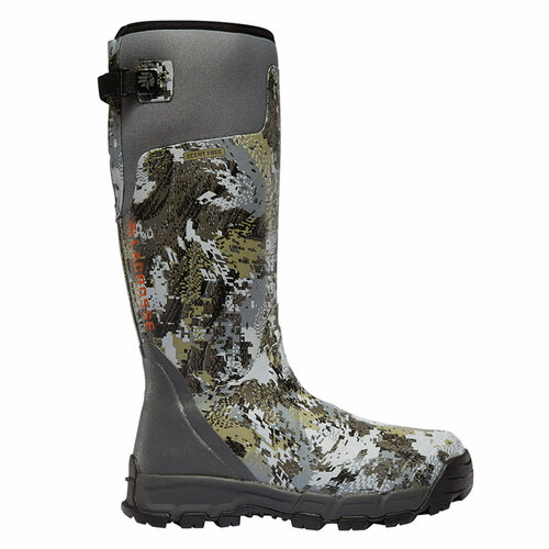 LaCrosse 376035 ALPHABURLY PRO 800g Optifade Elevated 2 Hunting Boots