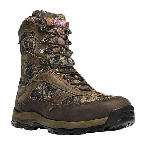 Danner 46230 Women's HIGH GROUND GORE-TEX 1000g Insulated Realtree Hunting Boots