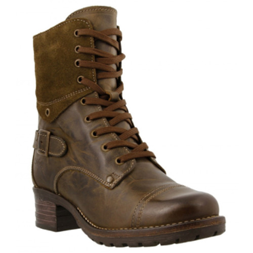 Taos 5514 CRAVE Olive Fashion Boots