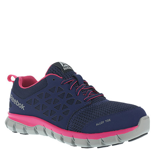 Reebok RB046 Women's SUBLITE CUSHION Alloy Safety Toe Work Shoes