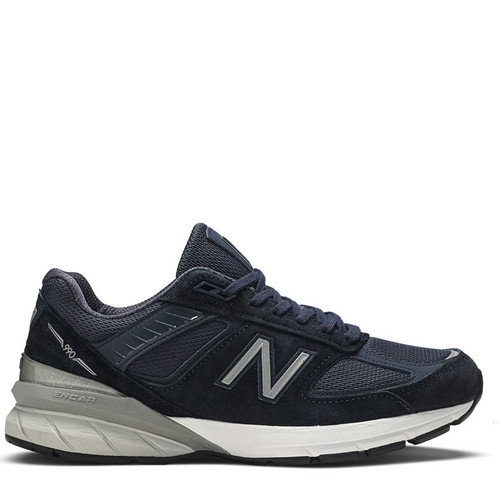 New Balance 990v5 Men's Navy Running Shoes