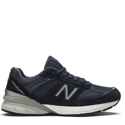 New Balance 990v5 Men's Navy Running Shoes