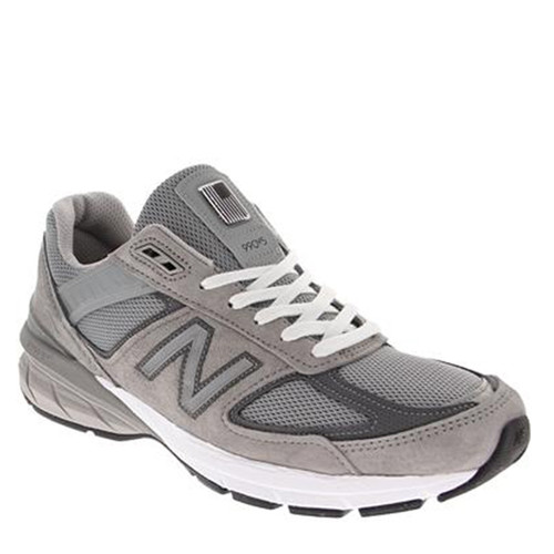 New Balance 990v5 Women's Gray Running Shoes