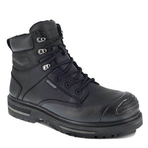 Iron Age IA0130 Black Troweler Composite Toe Waterproof Work Boots