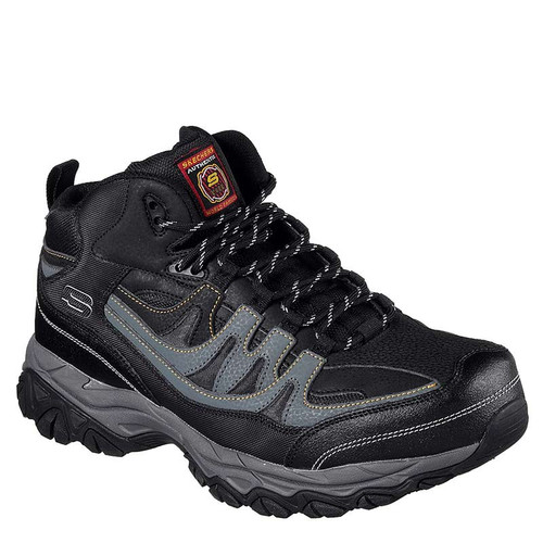 Skechers 77108 HOLDREDGE REBEM Steel Toe Work Shoes