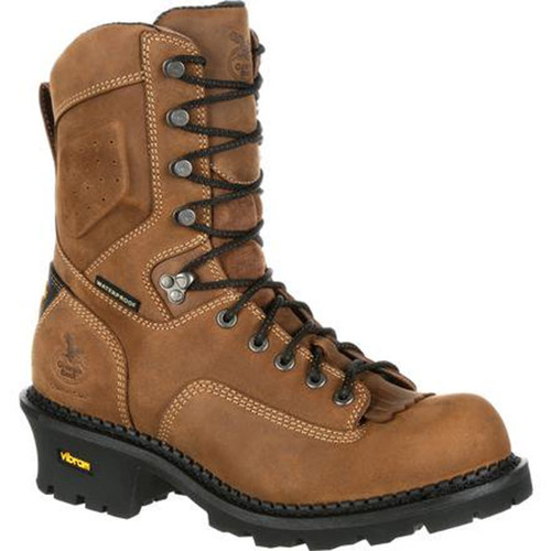 Georgia Boot Comfort Core Composite Toe Waterproof Insulated Logger Boots