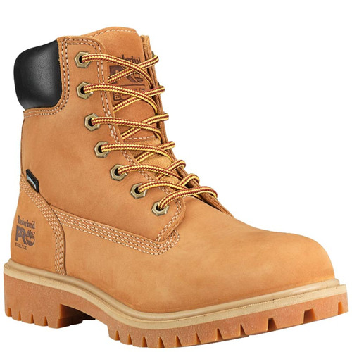 Timberland PRO A1KJ8231 Women's DIRECT ATTACH GOLD Steel Toe 200g Insulated Boots