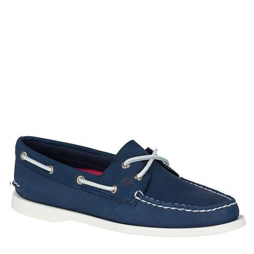 Sperry Women's AUTHENTIC ORIGINAL Navy Boat Shoes