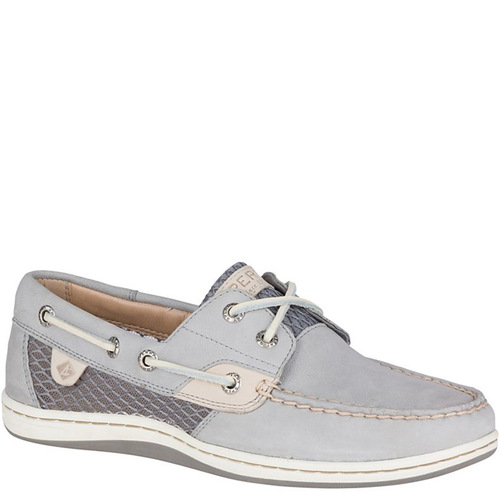 Sperry Women's KOIFISH MESH Gray Boat Shoes