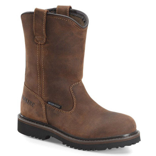 Carolina CA2000 KIDS' WELL X JR Soft Toe Pull-On Work Boots