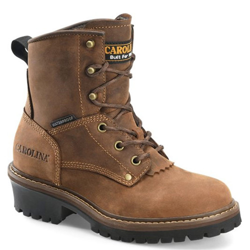 Carolina CA2001 Kids' ELM JR Soft Toe Non-Insulated Logger Boots