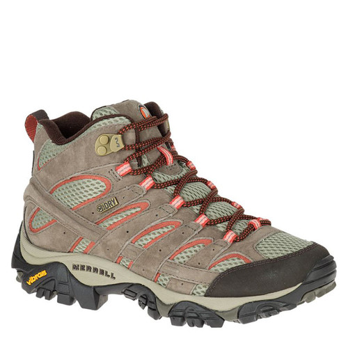 Merrell J06058 Women's MOAB 2 Waterproof Mid Hiking Shoes
