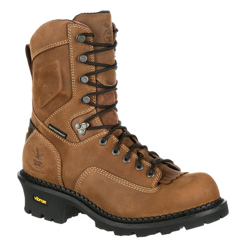 Georgia Comfort Core Soft Toe Non-Insulated Waterproof Loggers