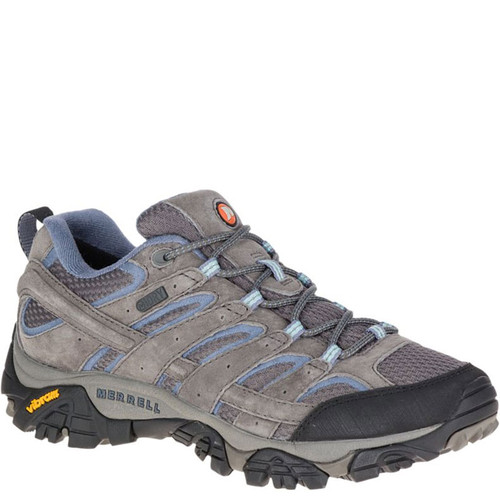 Merrell J06026 Women's MOAB 2 Waterproof Granite Hiking Shoes