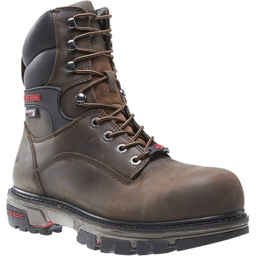 Wolverine W10616 DURASHOCKS NATION CarbonMAX Non-Insulated Safety Toe Work Boots