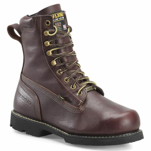 Carolina CA518 USA UNION MADE INT 2.0 Broad Steel Toe Met Guard Non-Insulated Work Boots