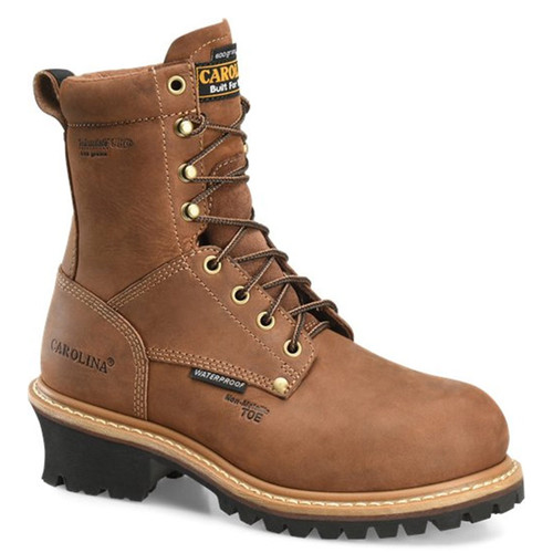 Carolina CA438 Women's ELM Soft Toe 600g Insulated Logger Boots