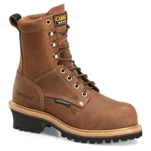 Carolina CA1435 Women's ELM Composite Toe Non-Insulated Logger Boots