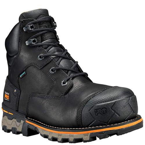 "Timberland PRO A1FZP001 BOONDOCK 6"" Composite Toe Work Boots"