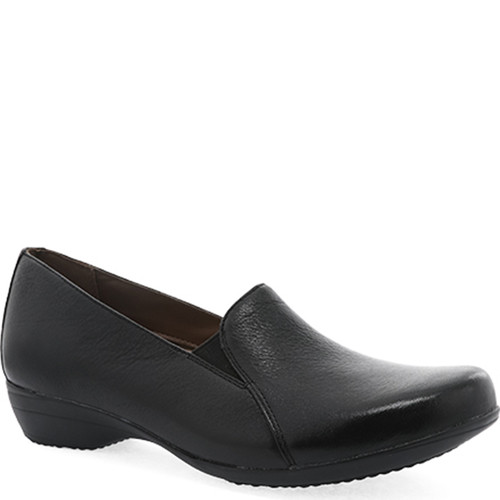 Dansko FARAH BLACK Slip-On Flats