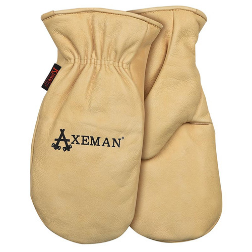 Kinco 1930 AXEMAN Lined Grain Cowhide Mitts
