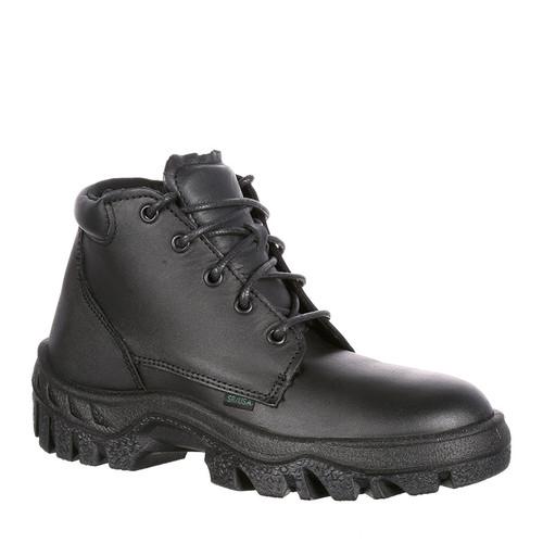 Rocky FQ0005105 Women's USA MADE BERRY COMPLIANT Women's Polishable Soft Toe TMC Postal Duty Boots