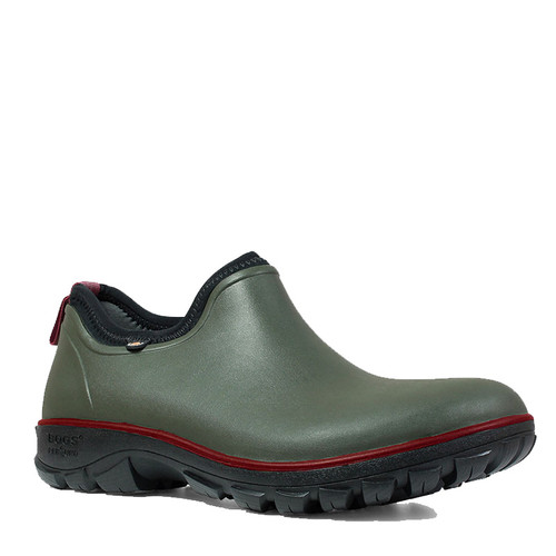 Bogs Suavie Men's Slip-on Waterproof Green Shoes