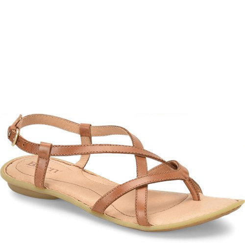 Born D20357 MAI Women's Brown Sandal