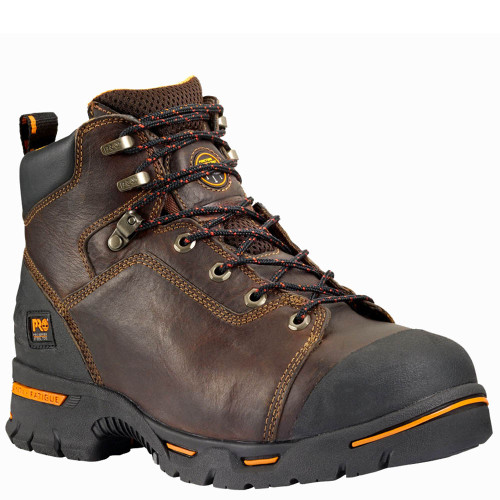 Timberland PRO 52562 ENDURANCE Steel Toe Puncture Resistant Work Boots