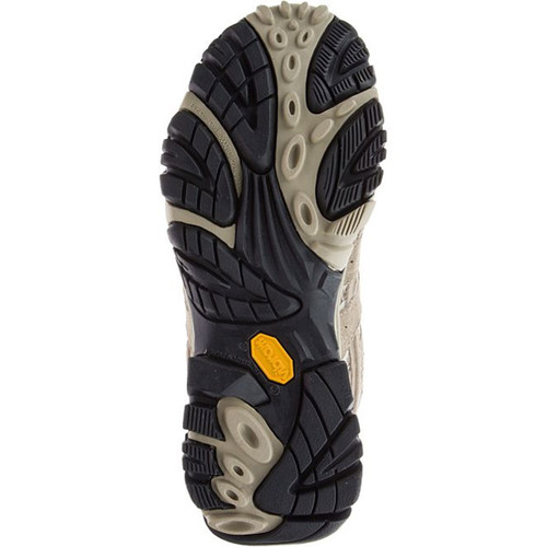 d67ebf2ab ... Merrell J06048 Women s MOAB 2 VENTILATOR Mid Hiking Boots Taupe Outsole