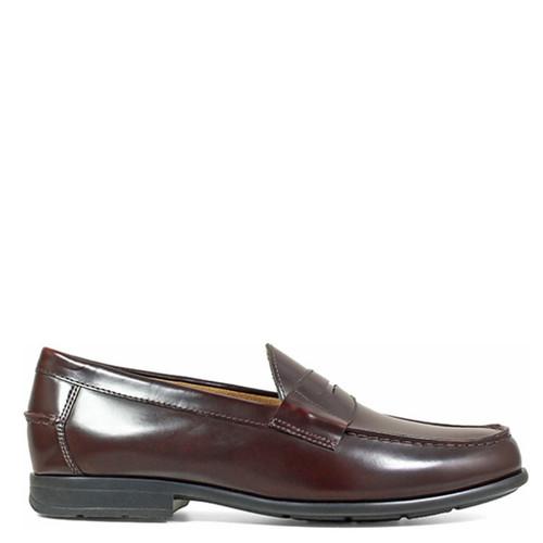 ab5064b5c53 Nunn Bush 84744-601 DREXEL Burgundy Penny Loafers - Family Footwear ...