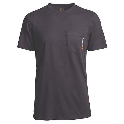 Timberland PRO SHORT SLEEVE-T-SHIRT Dark Navy