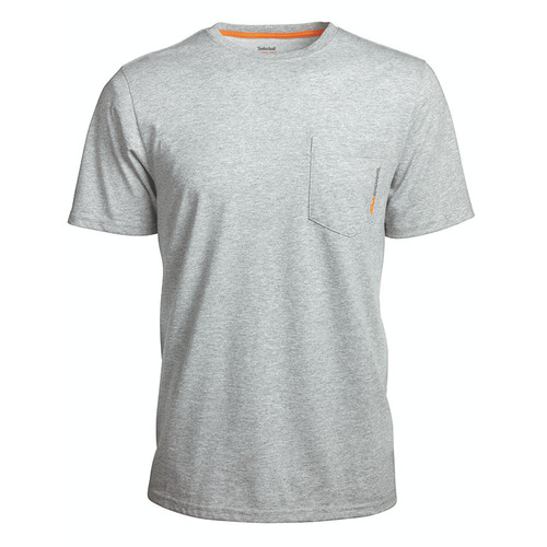 Timberland PRO POCKET T-SHIRT Light Grey Heather