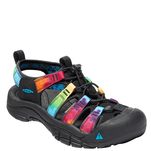 Keen 1018822 Women's NEWPORT RETRO Tie Dye Sandals