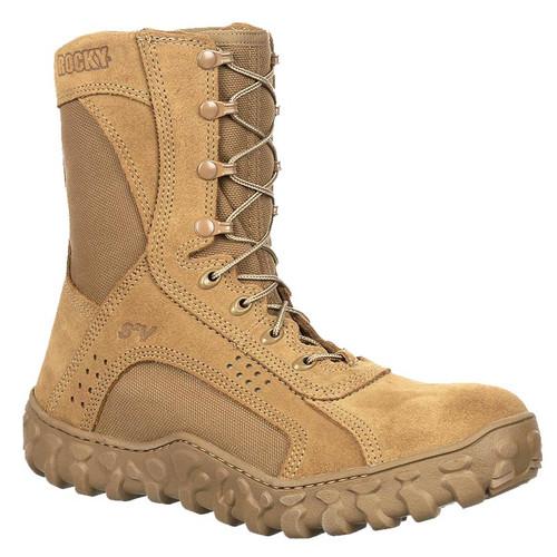 Rocky RKC089 USA MADE BERRY COMPLIANT & UNIFORM COMPLIANT S2V Tactical Military Composite Toe Boots