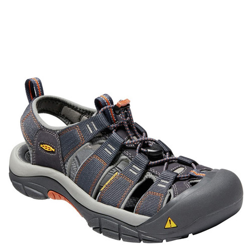 Keen 1001931 Men's NEWPORT H2 Sandals India Ink Rust