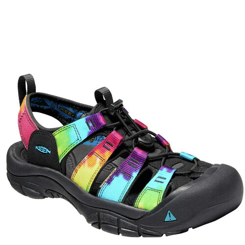 Keen 1018804 Men's NEWPORT RETRO Tie Dye Sandals