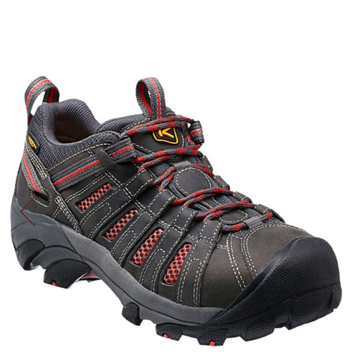 Keen Utility 1014598 Women's FLINT LOW Steel Toe Work Shoes