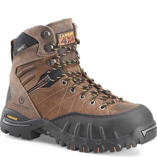 Carolina CA4558 GRAVEL 4X4 Composite Toe Non-Insulated Work Boots