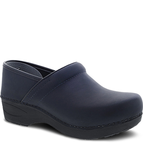 Dansko XP 2.0 NAVY WATERPROOF PULL UP Clogs